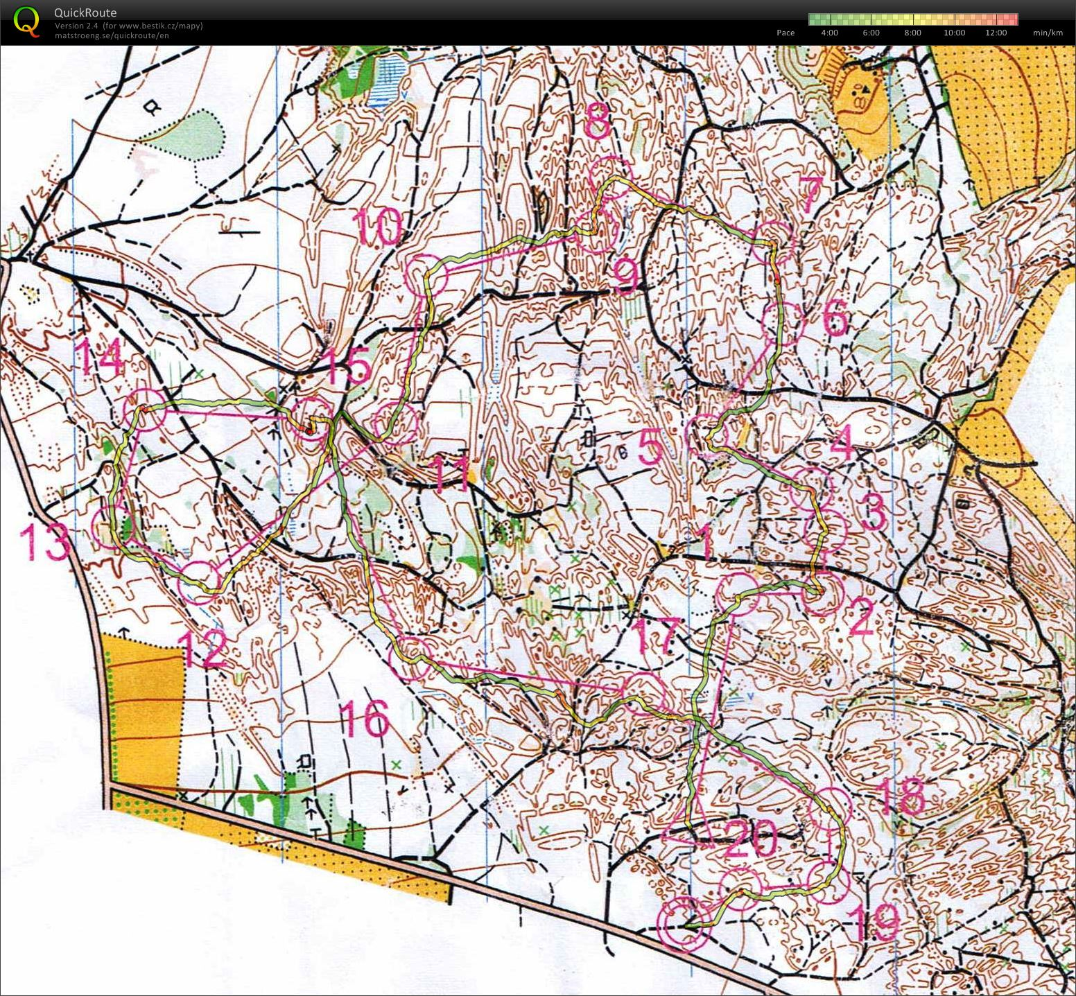 Austria Night Champs - training (18/10/2014)
